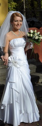 Елегантна весільна сукня тм maxima