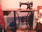 Антикварна швейна машинка Rast & Gasser