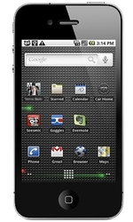 iPhone 4G H2000g Android 2.2 (2sim+wi-fi+GPS) емкостной