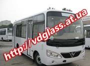 Автостекло триплекс,  лобовое стекло для автобусов Shaolin
