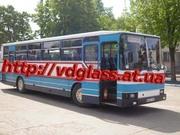 Автостекло триплекс,  лобовое стекло для автобусов Autosan