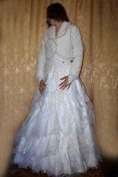 терміново і не дорого продам весільну сукню