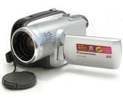 Продается видеокамера Panasonic NV-GS85 в идеальном состоянии