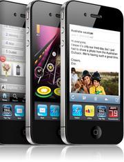 iPhone 4S ёмкостной  2Sim+Wi-Fi+TV