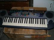 Синтезатор yamaha PSR160