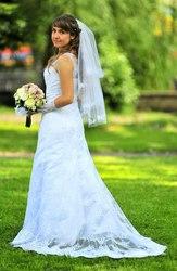 Продам свадебное платье в хорошем состоянии