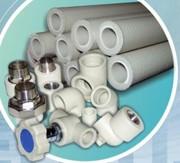 Полипропиленовые фитинги для отопления и водоотведения Тернополь