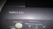 МФУ CLX-3160FN