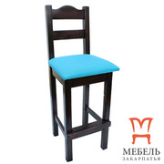 Барный стул деревянный Шекспир