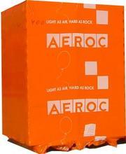 Газоблоки AEROC.