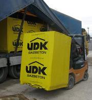Газоблок UDK.