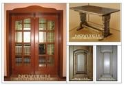Реставрация мебели,  дверей и других изделий из дерева.