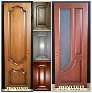 Лакування та покраска дверей,  меблів та інших виробів з дерева.