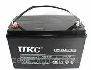 Аккумулятор (АКБ) UKC 12 вольт 100 А/ч