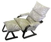 Кресло качалка раскладное Релакс для всей семьи