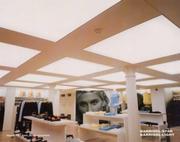 натяжные потолки компания «LIDER»