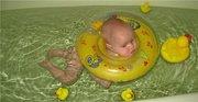 Продам надувной круг для купания малышей от 0 до 2-х лет