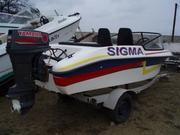 Продам катер Sigma