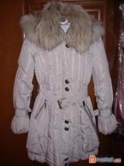 Продам нову жіночу куртку, пуховик